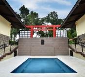 Japanese Villa Jacuzzi pool